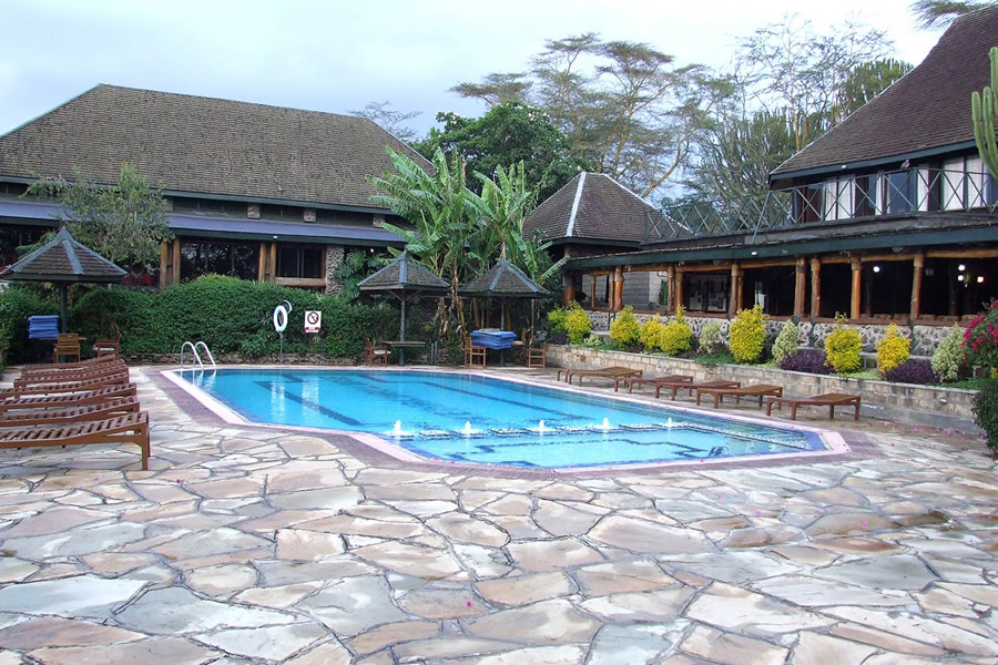 Lake Nakuru Game Lodge
