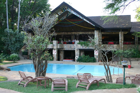 Samburu Serena lodge